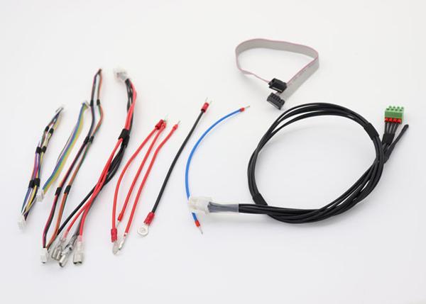 电子仪器内部线束